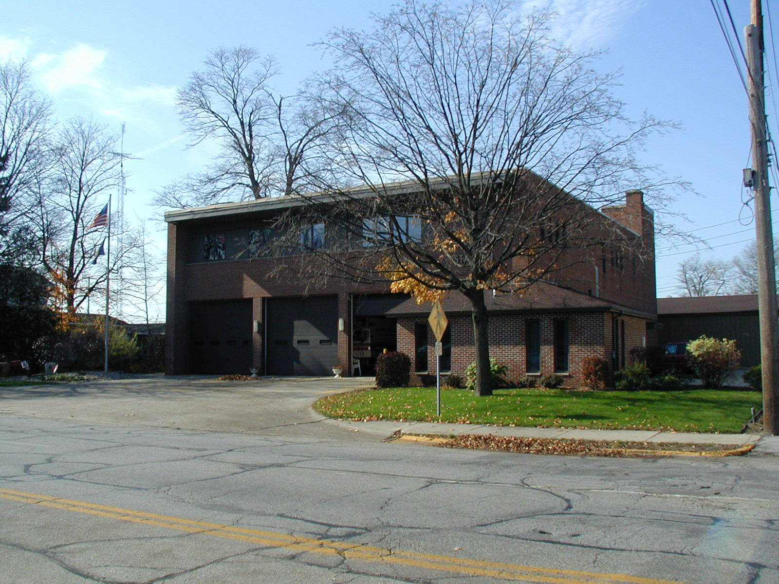 Goshen Central Fire Station