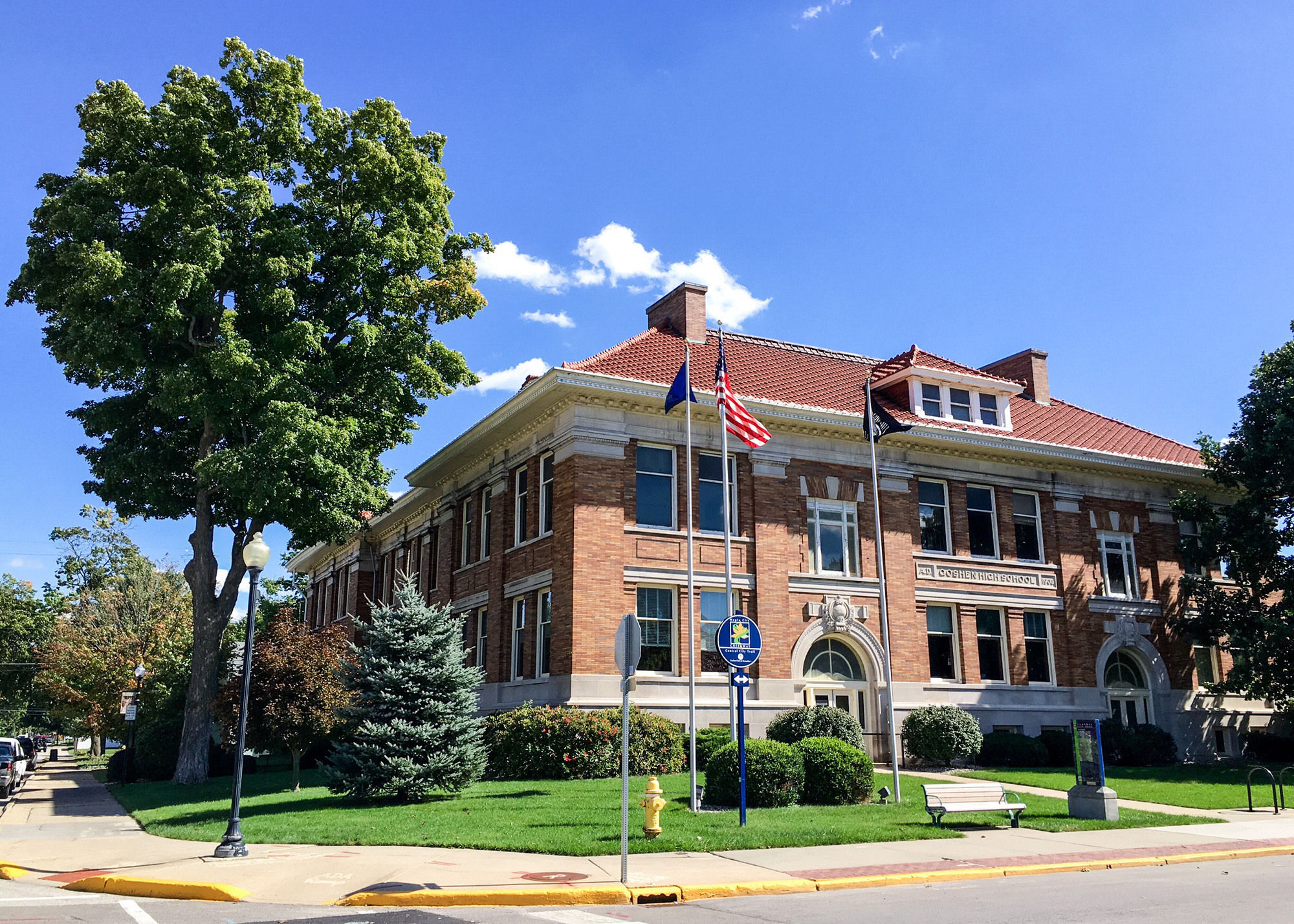 Building Department | City of Goshen, Indiana