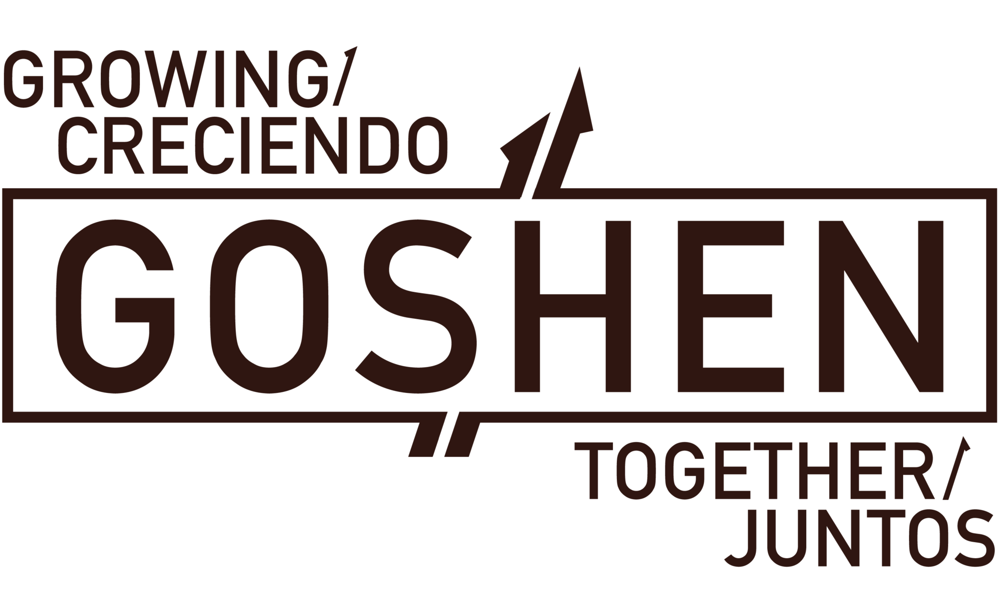 Growing Goshen Together/Creciendo Goshen Juntos logo