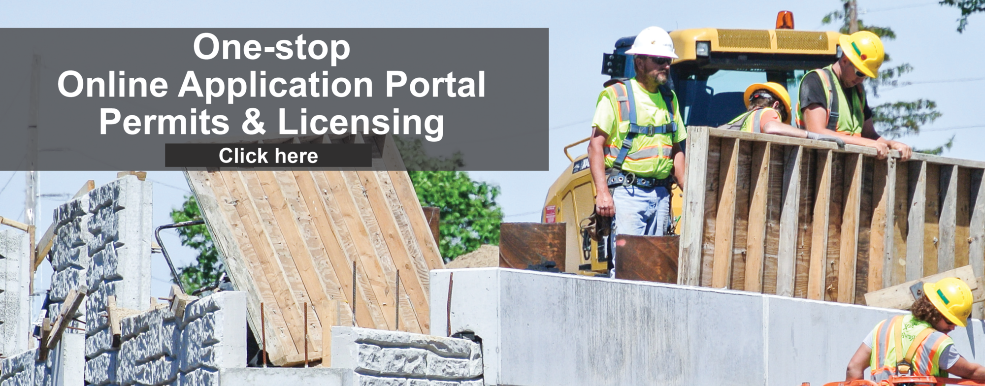One-Stop Online Permits